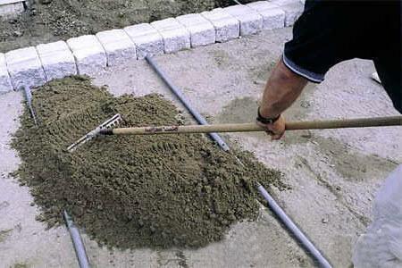 Дренаж для теплиц с бетонной основной