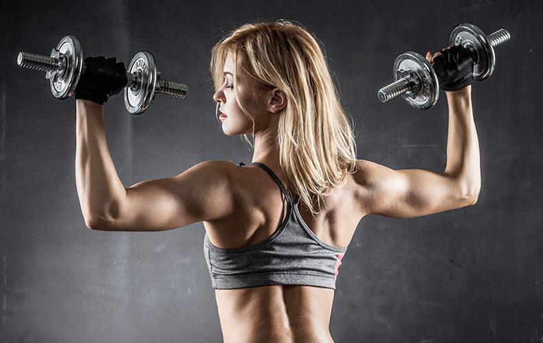 5 упражнений, которые избавят от боли в плече
