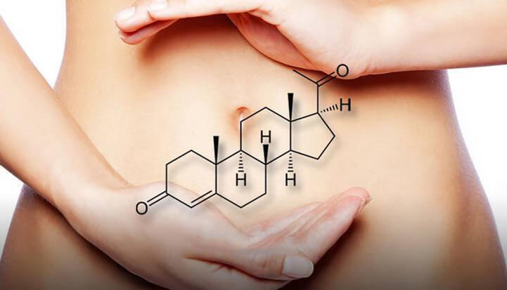Прогестерон и эстроген 24