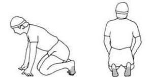 Как правильно тянуть ноги