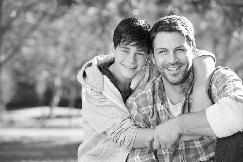 Разговор с сыном: Как относиться к женщинам