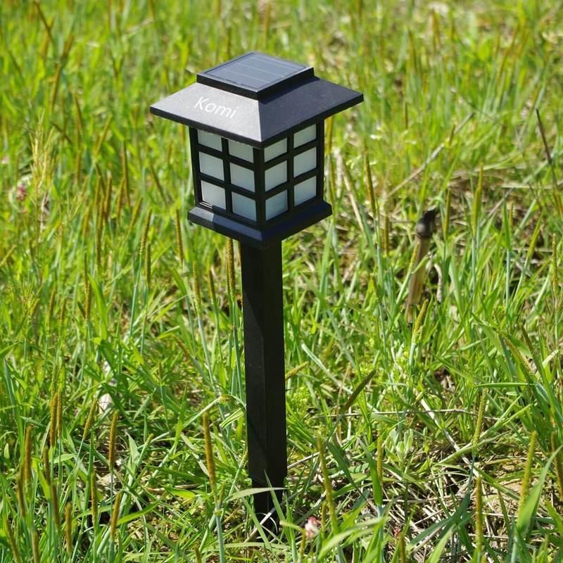Солнечные фонарики: обÐор