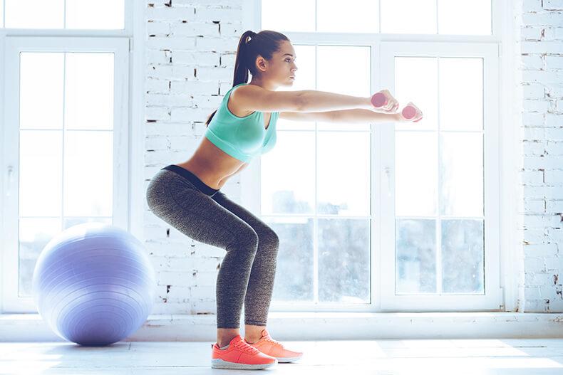 Упражнения для красивых бедер: гарантированный результат!