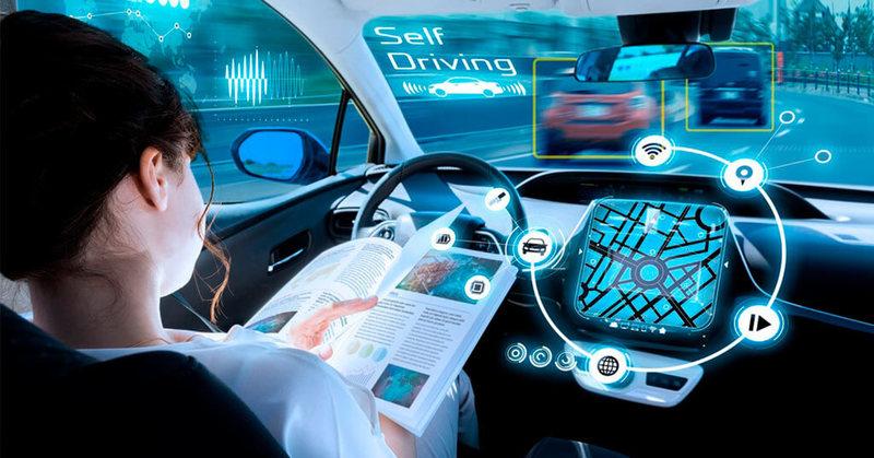 Беспилотные автомобили смогут общаться друг с другом при помощи технологии Bosch