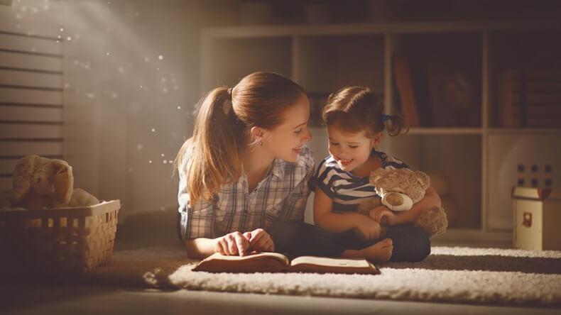 Что такое книги и что с ними делать? Руководство для родителей