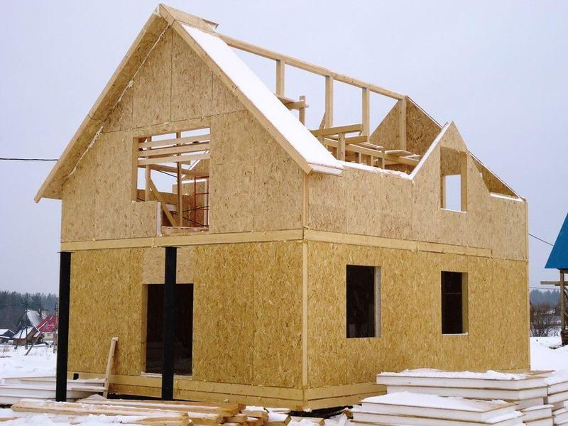 Самый тёплый дом — кирпич, брус или каркасная технология