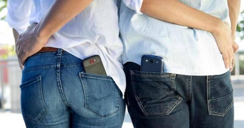 ХУДШЕЕ место для хранения мобильного телефона