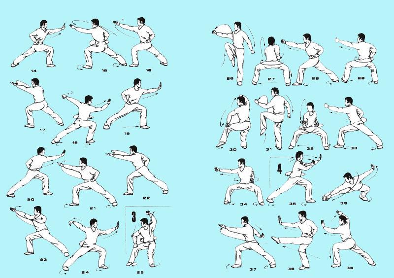 6 упражнений цигун, которые укрепят здоровье и продлят жизнь