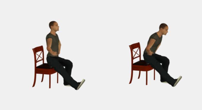 Упражнения для стопы при пяточной шпоре