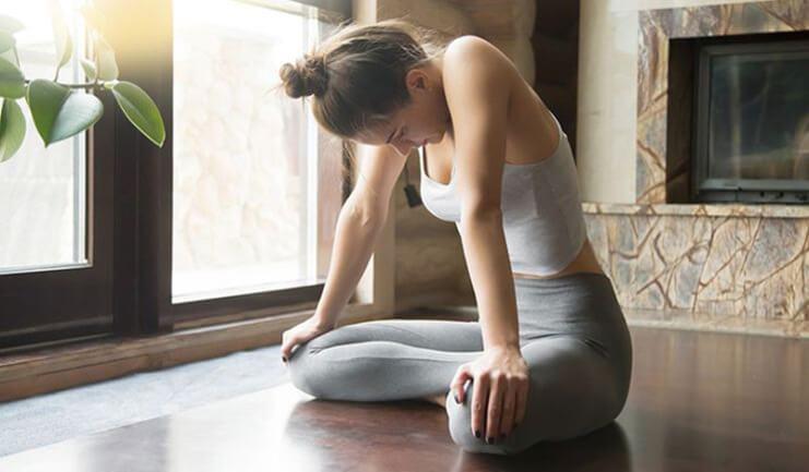 Выпадают волосы: 7 упражнений, которые помогут