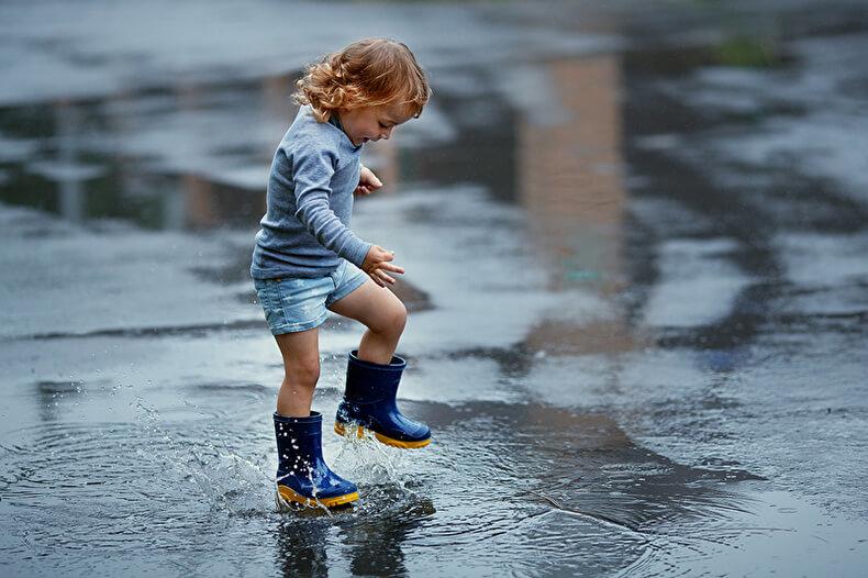 Я против чистых детей на площадке!