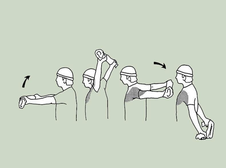 Упражнения с полотенцем: Эффективная растяжка для всего тела