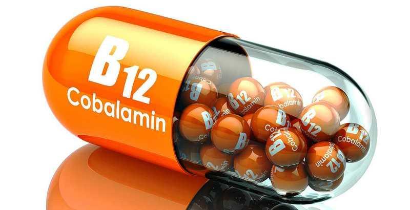 Опасность дефицита витамина B12: Первые заметные изменения симптомы