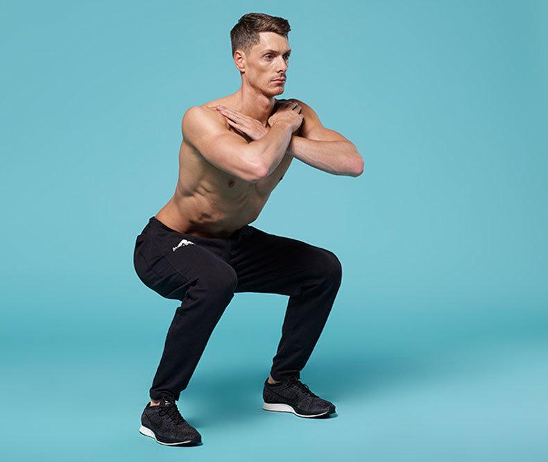 Самое эффективное упражнение для ягодичных мышц