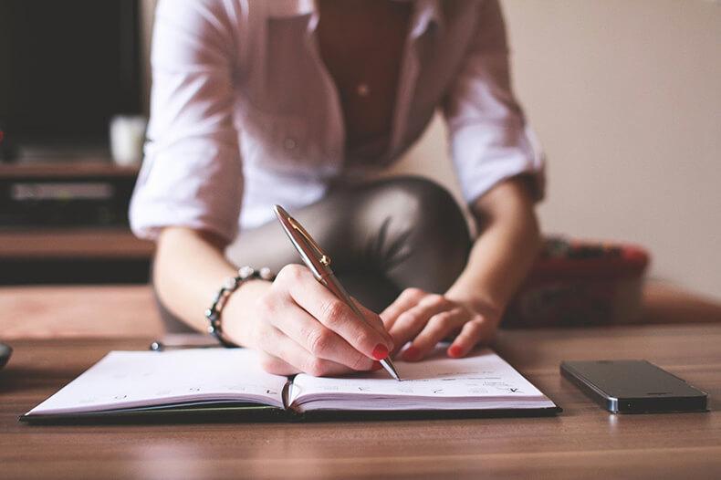 Работа с самооценкой: упражнение «Список 100»