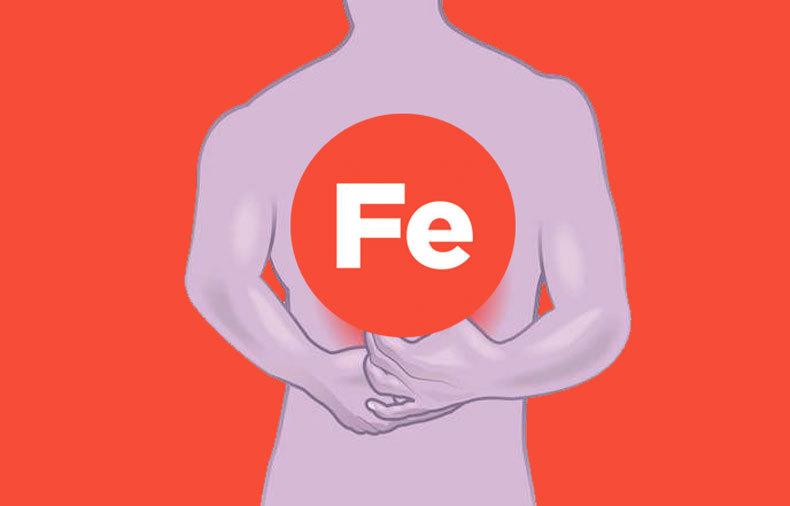 Анемия:10 признаков дефицита железа в организме