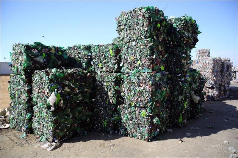 Способ переработки мусора в китае