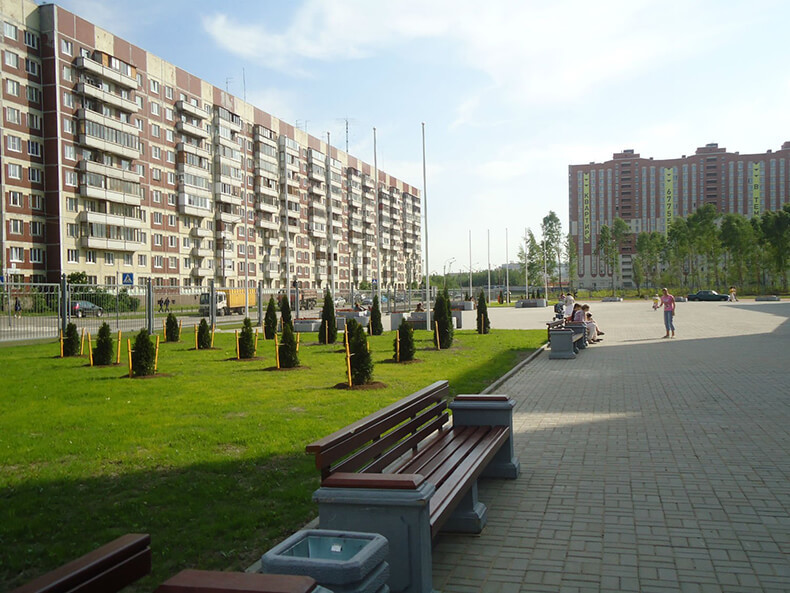 Competition for the best project of improvement of natural and green areas of the capital