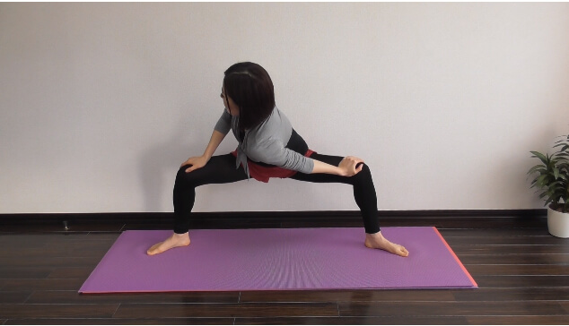 упражнения для похудения талии йога