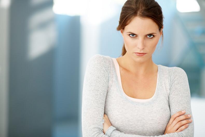 Когда жена жалуется, мне резко плохеет