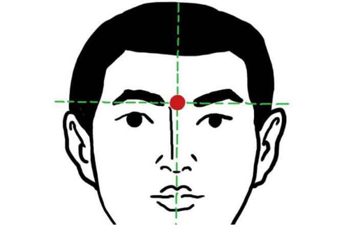 6 точек, которые быстро снимут головную БОЛЬ