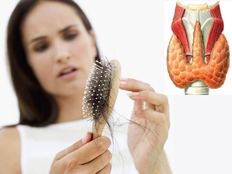Проблемы с кожей и волосами: Возможно, дело в щитовидной железе