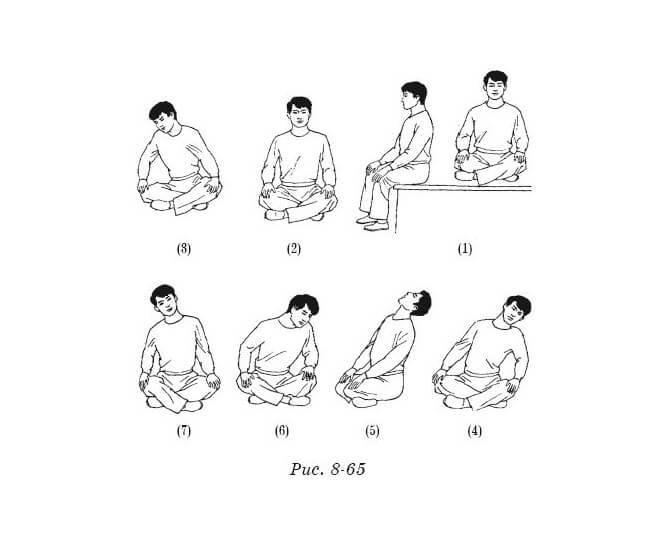 2 упражнения, которые лечат бессонницу и нарушения в работе желудка и кишечника