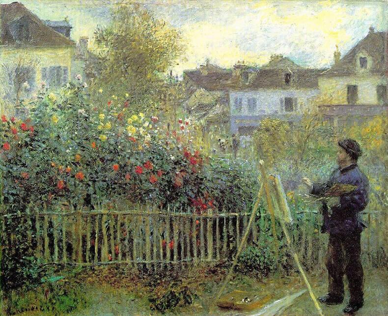 5 секретов долголетия художника Клода Моне