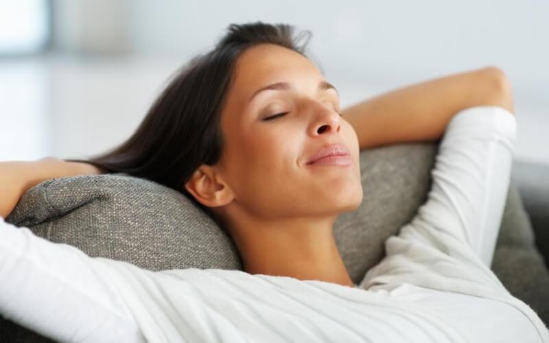 Упражнения для освобождения от напряжения и тревоги перед сном