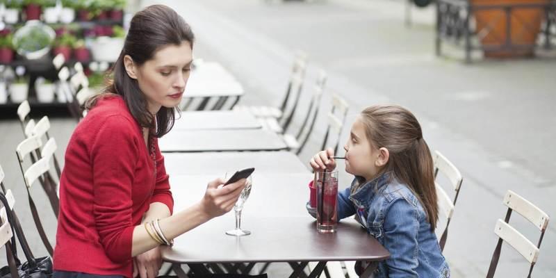 Родитель и ребенок: поменяться местами