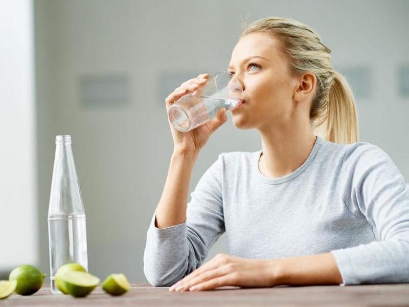 Крис Бэйли: Что будет, если целый месяц пить только воду