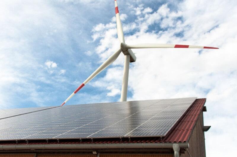 Автономное энергообеспечение загородного дома — варианты