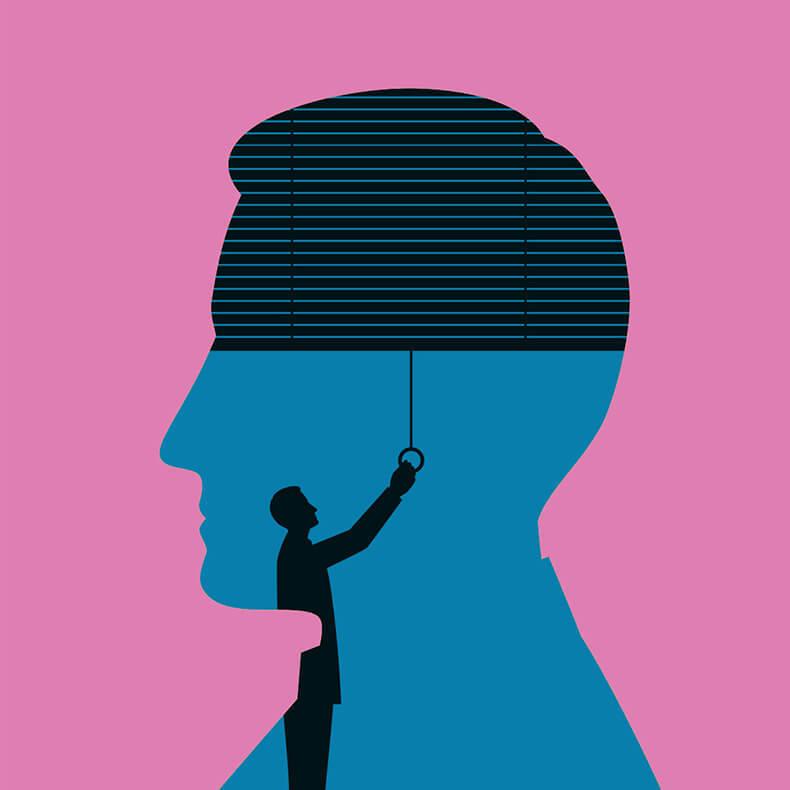 Признаки хорошей психологической защиты