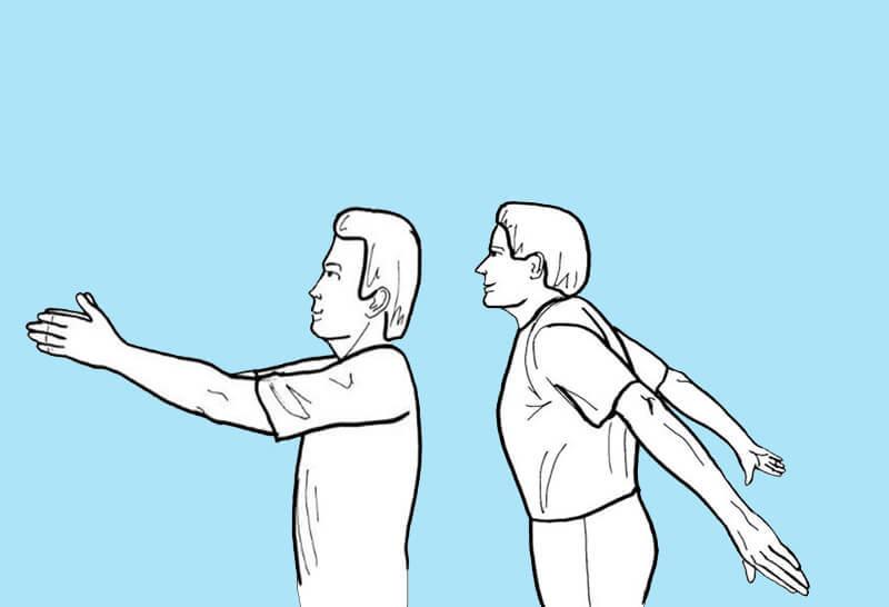 1 простейшее упражнение, которое нормализует давление и работу головного мозга!