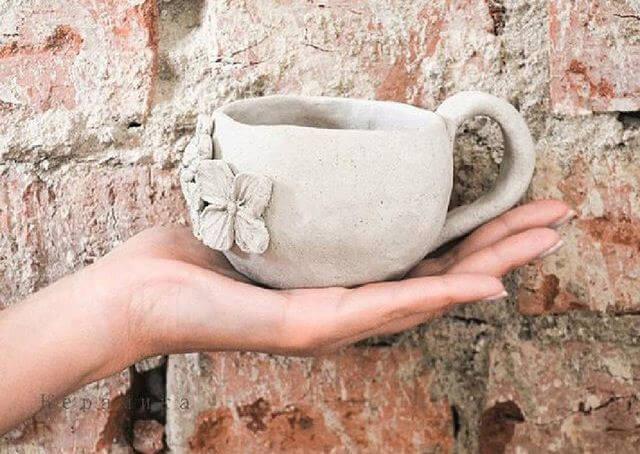 Шамотная глина своими руками: от кирпичной кладки до изящных фигур