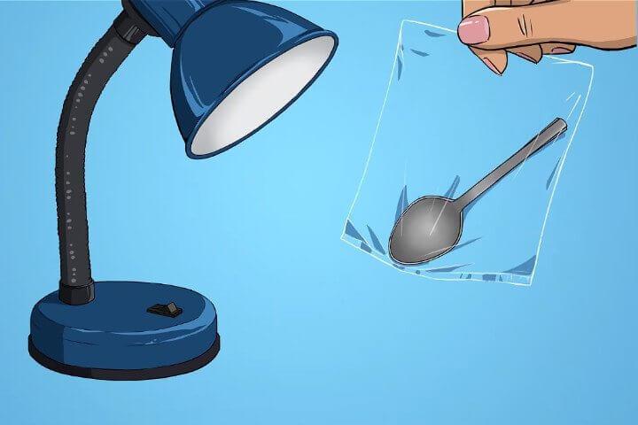 Проверьте своё здоровье за 1 минуту с помощью обычной ложки