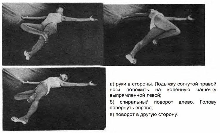 Комплекс упражнений «Крокодил» для спины и позвоночника доктора Антипко— 12 шагов