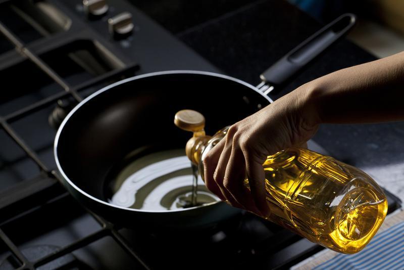 Растительные масла могут быть более ОПАСНЫ, чем транс-жиры!