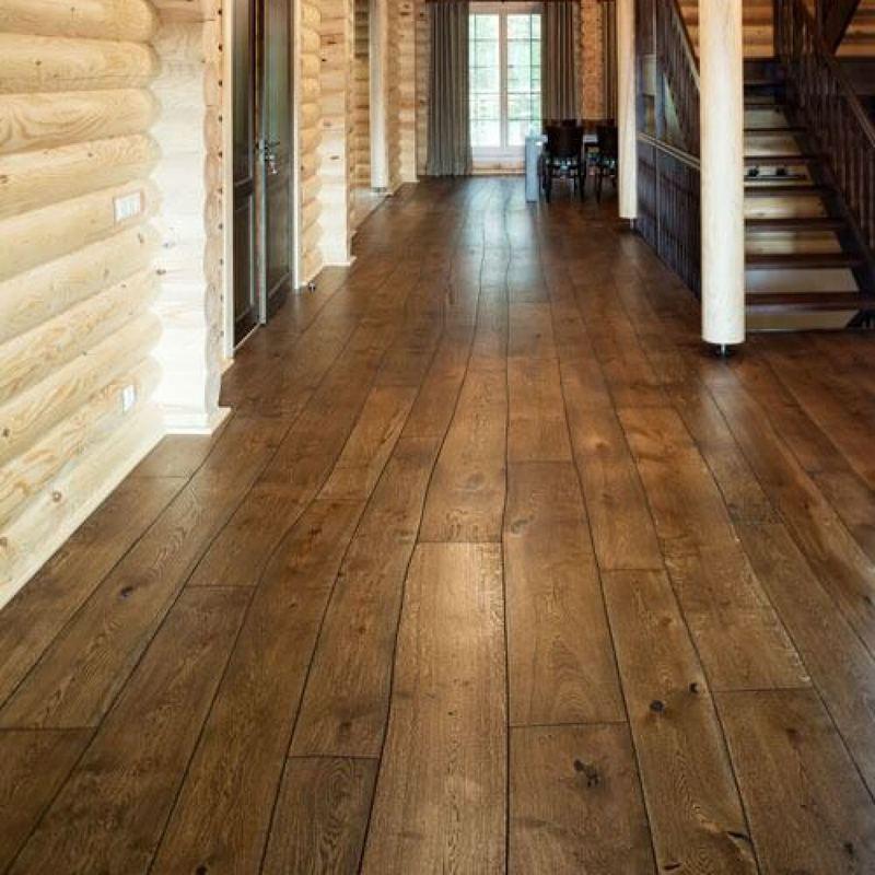вот отделка пола в деревянном доме фото собрал для вас
