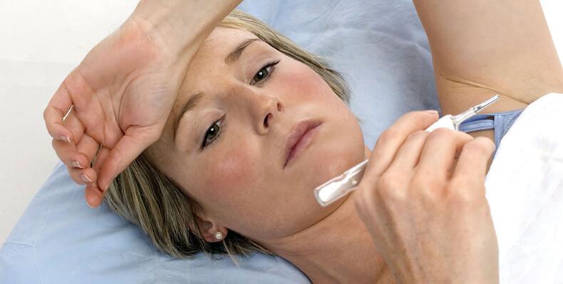 Высокая температура при ревматоидном артрите: что важно знать