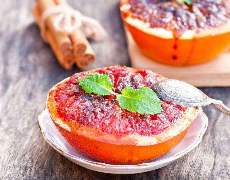 Десерт Из Грейпфрута Для Похудения.