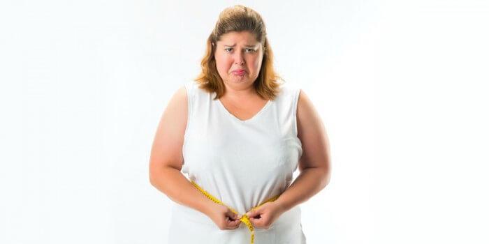 Лишний вес и женщины: Порочный круг проблем, из которого очень трудно вырваться