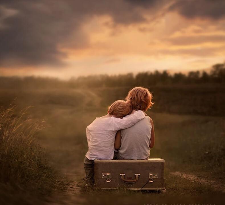 Не стоит жертвовать общением с ребёнком ради того, чтобы «дать ему всё самое лучшее»