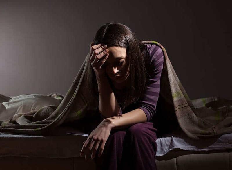 Проблемы с засыпанием: предупредительный сигнал «психической перегрузки