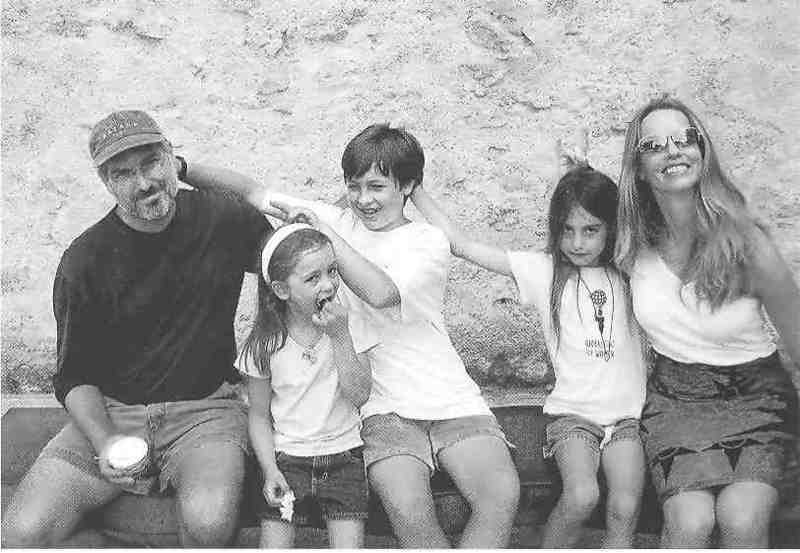 фото стив джобс с семьей