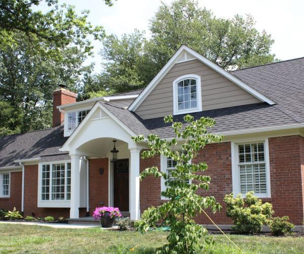 Дома стиле Cape Cod: Особенности и примеры