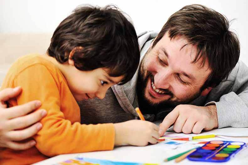 Домашние игры, развивающие воображение у детей