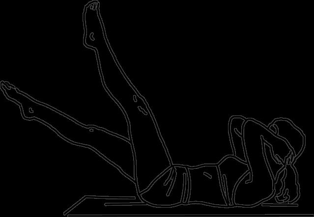 ПИЛАТЕС: 6 упражнений с полотенцем для идеальной талии и подтянутого живота!