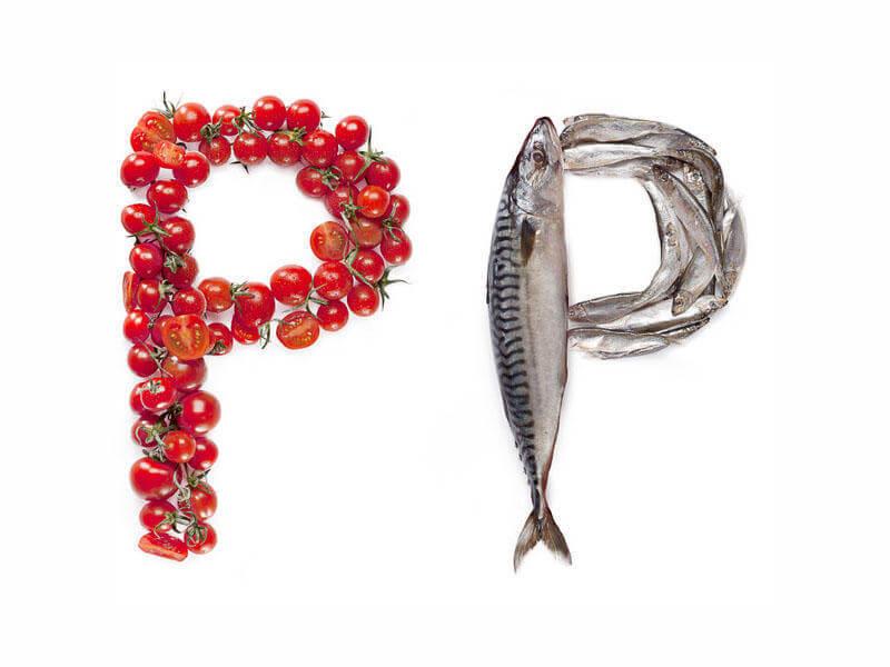 Витамин PP – управляющий желудком