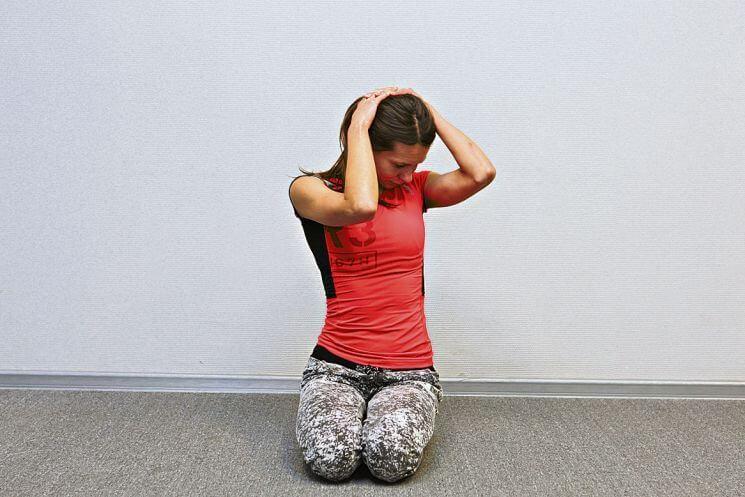 Упражнения «7 этажей», которые снимут усталость и напряжение со всего тела!